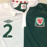 Wales To Premiere Dapper New Half-And-Half Away Kit For Croatia Qualifier (Photo)