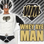 Football Tat: Newcastle United Create Naff Superhero 'Whey Aye Man', Flog Costumes For Cool £50