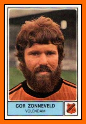 02-Cor ZONNEVELD Volendam 1978