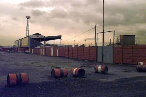 Doncaster Rovers Football Ground