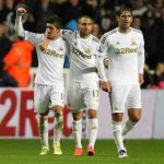 Swansea 1-1 Chelsea – Pablo Pounces To Burst Blues' Bubble (Photos & Highlights)