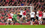Soccer - Barclays Premier League - Arsenal v Fulham - Emirates Stadium