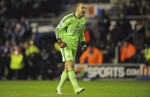 Soccer - Barclays Premier League Soccer - Wigan Athletic v West Bromwich Albion - DW Stadium