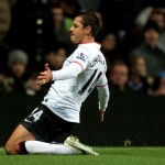 Aston Villa 2-3 Man Utd – Chicharito The Hero As Red Devils Down Villans (Photos & Highlights)