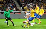 Soccer - International Friendly - Sweden v England - Friends Arena