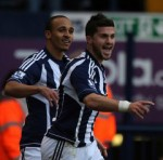 West Brom 2-1 Chelsea – Baggies Go Fourth As Di Matteo Tinkering Backfires (Photos & Highlights)