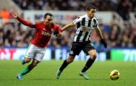 Soccer - Barclays Premier League - Newcastle United v Swansea City - St James Park