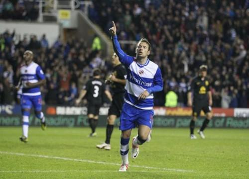 Soccer - Barclays Premier League - Reading v Everton - Madjeski Stadium