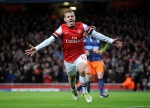 Soccer - UEFA Champions League - Group B - Arsenal v Montpellier - Emirates Stadium