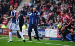 Soccer - Barclays Premier League - Sunderland v West Bromwich Albion - Stadium of Light