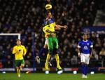 Soccer - Barclays Premier League - Everton v Norwich City - Goodison Park