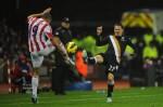 Soccer - Barclays Premier League - Stoke City v Fulham - Britannia Stadium