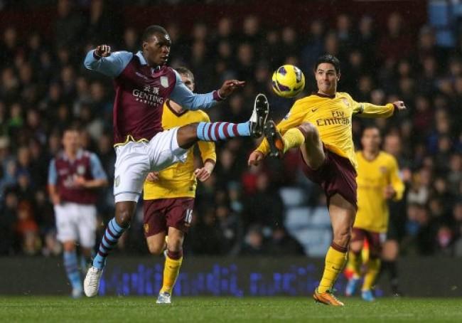 Aston Villa 0-0 Arsenal – Gunners Fail To Fire Against ...