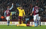 Soccer - Barclays Premier League - Aston Villa v Arsenal - Villa Park