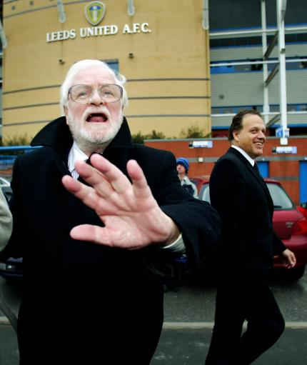 Ken Bates Press Conference - Elland Road