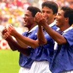 Suddenly Feeling Very Old: Remember Bebeto's 'Baby Cradle' Goal Celebration? That Baby Now Plays For Brazil U20s