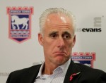Soccer - npower Football League Championship - Ipswich Town Press Conference - Mick McCarthy Unveiling - Portman Road