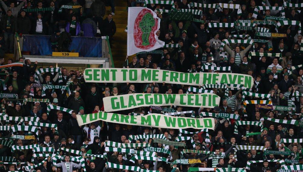 Champions League Celtic 2 1 Barcelona Bhoys Become Men