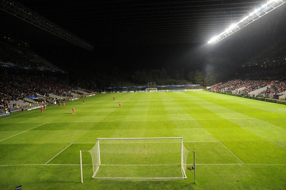 Soccer – UEFA Champions League – Group H – FC Braga v