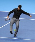 Tennis - Barclays ATP World Tour Finals - Day Four - O2 Arena