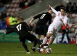 Soccer - Under 21 International Friendly - England v Northern Ireland - Bloomfield Road