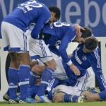 Top 10 Photos: Champions League, 21 Nov 2012 &#8211; Beware The Schalkelanche!