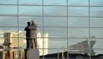 Soccer - Barclays Premier League - Sir Alex Ferguson Statue unveiled - Old Trafford
