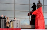 Soccer - Barclays Premier League - Sir Alex Ferguson Statue unveiled - Old Trafford