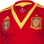 New Spain Confederations Cup 2013 Kit Flicks Big Gold V&#8217;s At Adidas Event (Leaked Photo)