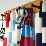 Competition: WIN! Luxurious Savile Rogue Cashmere Football Scarf In Your Club Colours!