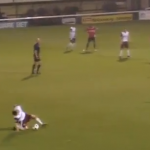Chelmsford City's Calamitious Freekick Cock-Up Results In Breakaway Goal For Hayes & Yeading (Video)