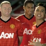 'Liberty And Victory' – Man Utd Stars Rooney, Valencia & Chicharito Appear In Indonesian Rock Band Nidji's Music Video