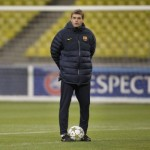 Barcelona Coach Tito Vilanova Suffers Suspected Tumour Relapse, Likely To Step Down