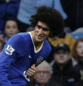 Man City 1-1 Everton – Fab Fellaini Scores Again As Citizens Struggle At Home To Toffees (Photos & Highlights)