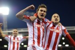 Soccer - Barclays Premier League - West Bromwich Albion v Stoke City - The Hawthorns