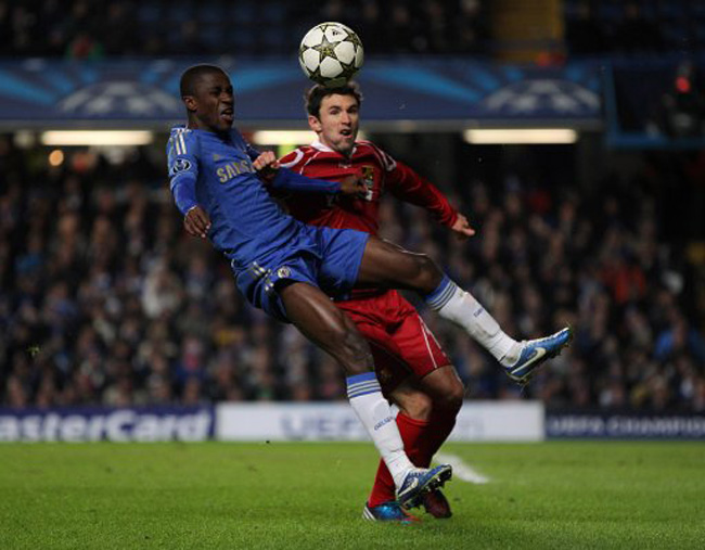 Soccer - UEFA Champions League - Group E - Chelsea v FC Nordsjaelland - Stamford Bridge