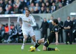 Soccer - Barclays Premier League - Swansea City v Norwich City - Liberty Stadium