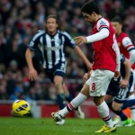 Arsenal 2-0 West Brom – Arteta Spot-Kick Brace Gives Gunners Much-Needed Win Against Baggies (Photos & Highlights)