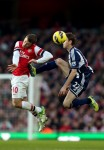 Soccer - Barclays Premier League - Arsenal v West Bromwich Albion - Emirates Stadium