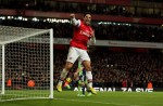 Soccer - Barclays Premier League - Arsenal v West Bromwich Albion - Emirates Stadium