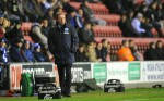Soccer - Barclays Premier League - Wigan Athletic v Queens Park Rangers - DW Stadium