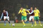 Soccer - Capital One Cup - Quarter Final - Norwich City v Aston Villa - Carrow Road