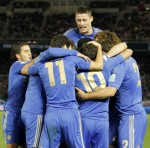 Club World Cup: Chelsea 3-1 Monterrey – Torres Blossoming Under Benitez As Blues Reach Final (Photos & Highlights)