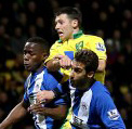 Norwich 2-1 Wigan – Canaries Continue To Fly High As Hoolahan Downs Latics (Photos & Highlights)