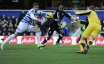 Soccer - Barclays Premier League - Queens Park Rangers v Fulham - Loftus Road