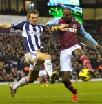 West Brom 0-0 West Ham – Hammers Earn Point At The Hawthorns In Dull Clash (Photos & Highlights)