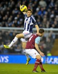 Soccer - Barclays Premier League - West Bromwich Albion v West Ham United - The Hawthorns