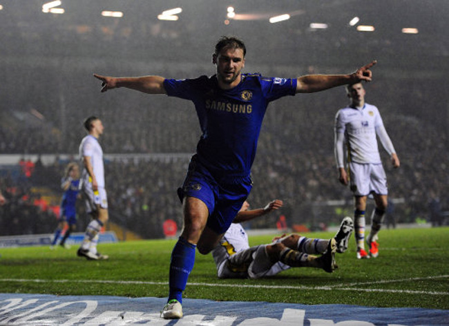 Soccer - Capital One Cup - Quarter-Final - Leeds United v Chelsea - Elland Road