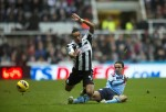 Soccer - Barclays Premier League - Newcastle United v Queens Park Rangers' - St James' Park