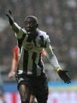 Soccer - Barclays Premier League - Newcastle United v Queens Park Rangers' - St James' Park